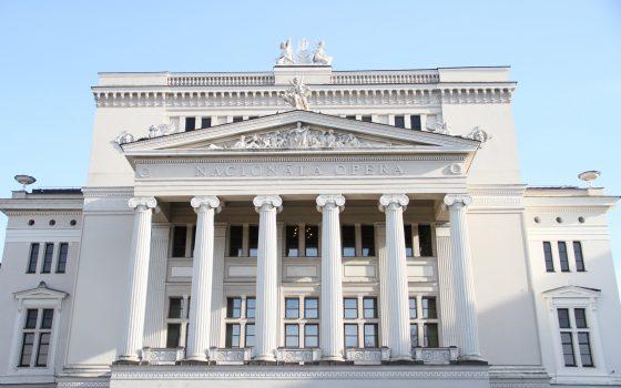 riga national opera