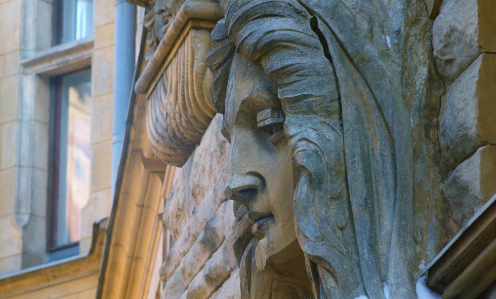 facade head