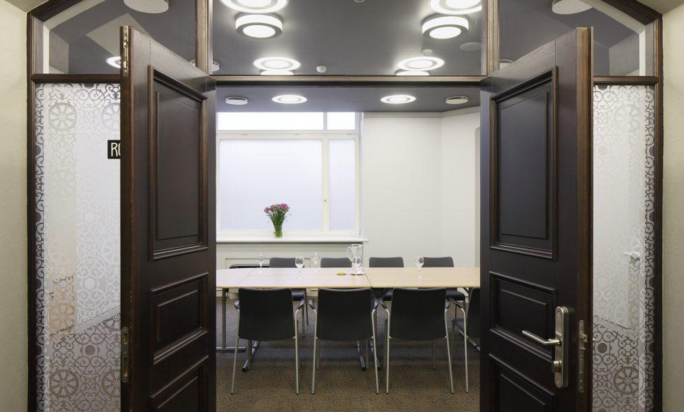 Rose — Small hall for confidential meetings or seminars