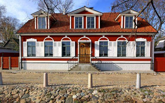 Kipsala Wooden Arhitecture